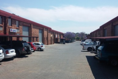 Warehouse For Sale Randburg Kya Sand Industrial