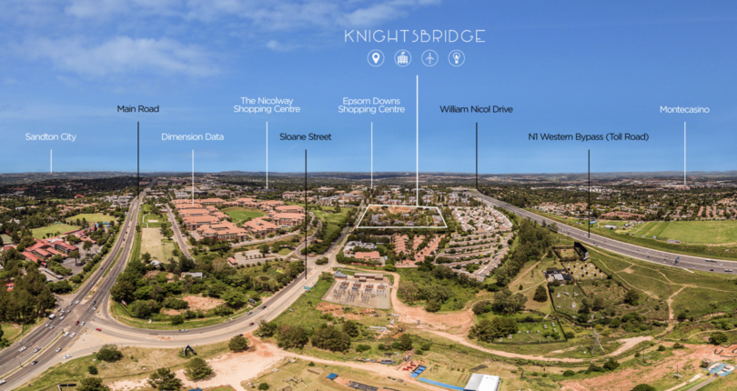 Knightsbridge Office Park Bryanston